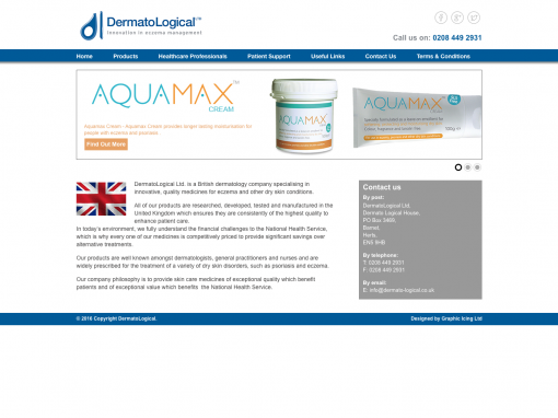 DermatoLogical Website