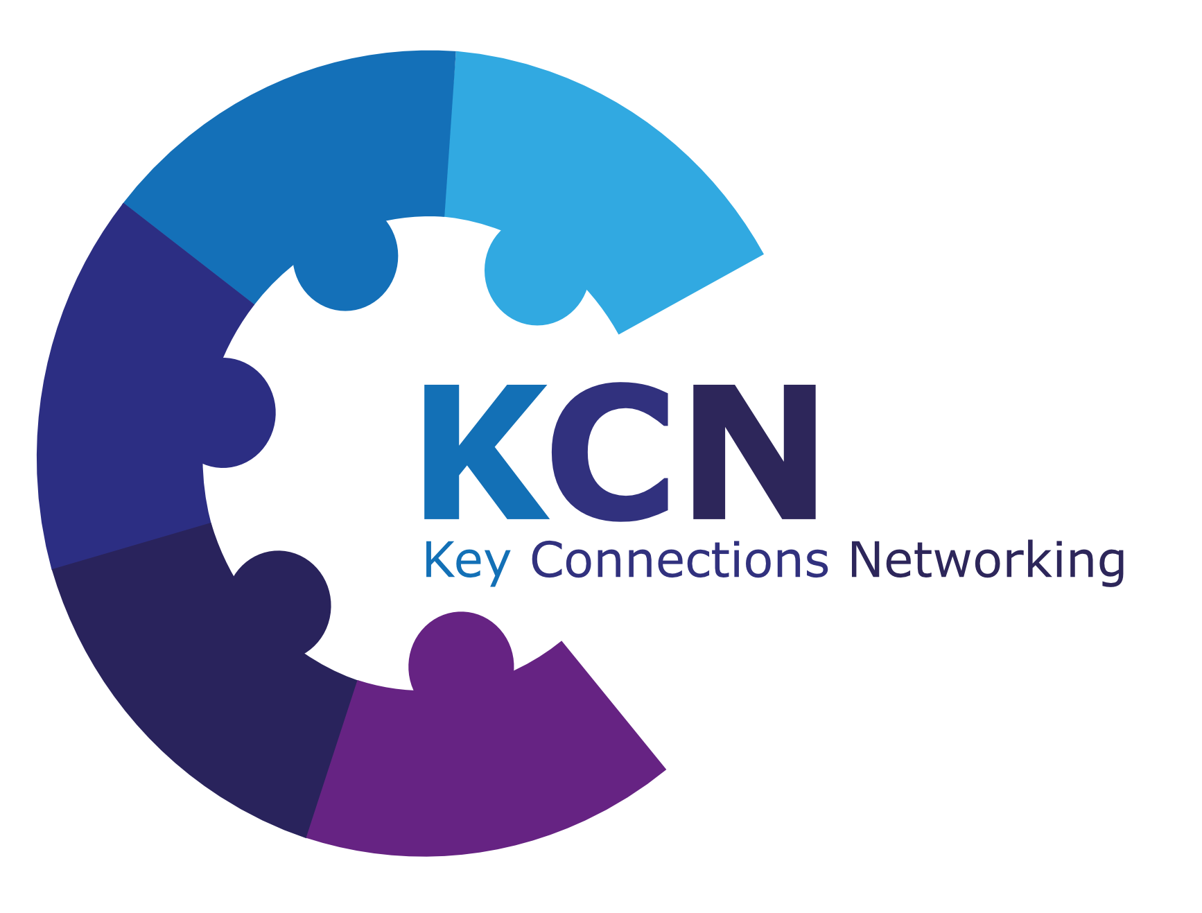 Key connections Networking Logo in Whetstone and Totterridge