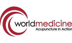 World Medicine Logo design